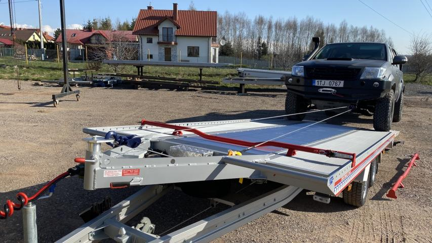 Trailer Fit-zel ET 30-21/48X